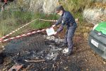 Tortora, combustione e smaltimento illecito di rifiuti: una denuncia