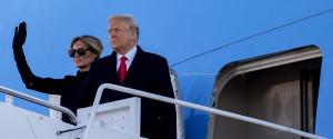 """Trump lascia la Casa Bianca. Biden: """"E' un nuovo giorno in America"""""""