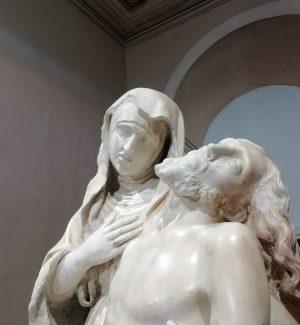 E' l'anno della Pietà del Gagini: una sintesi prodigiosa di arte e di fede