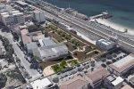 Il progetto definitivo del parcheggio multimodale a Villa San Giovanni