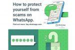 Truffe online: ecco come evitare il furto dell'account Whatsapp
