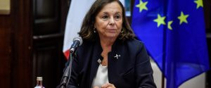 Luciana Lamorgese ministra dell'Interno