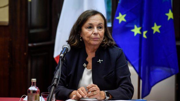 ministra dell'interno, Luciana Lamorgese, Sicilia, Politica