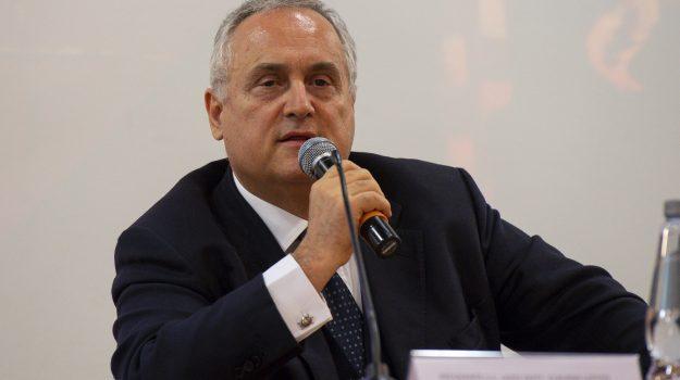 Claudio Lotito, Sicilia, Sport