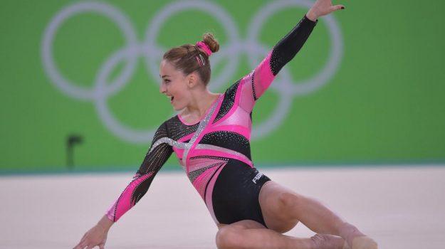 Carlotta Ferlito, la ginnasta siciliana che colleziona medaglie