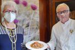 La struncatura con baccalà di chef Gaetano Alia - GLI INGREDIENTI