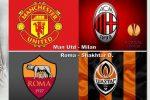 Europa League, il Milan pesca il Manchester United. La Roma con lo Shaktar