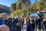 """Sateca """"sfrattata"""" dalle Terme, scontri tra Polizia e manifestanti ad Acquappesa"""
