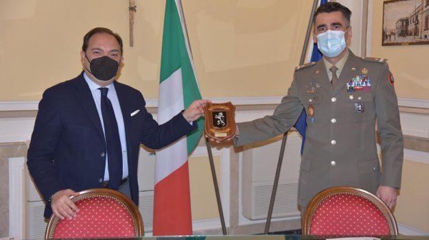 """La sinergia che unisce Messina alla """"Brigata Aosta"""": siglato protocollo d'intesa"""