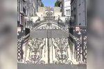 Quando l'arte inganna l'occhio: l'opera di street art francese che ha stupito il mondo