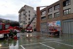 Incendio al centro commerciale di Paola, esclusa l'ipotesi dolosa