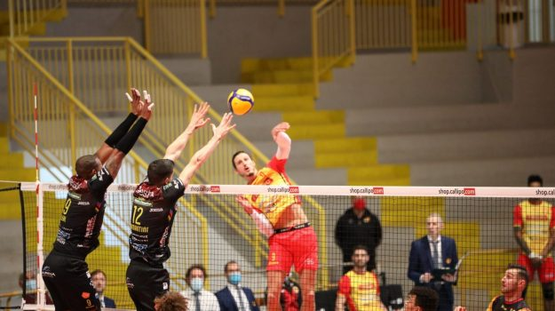 Civitanova, tonno callipo volley, Catanzaro, Sport
