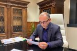 Il capogruppo regionale di Forza Italia e presidente della commissione anti 'ndrangheta, Antonio De Caprio