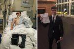 Gb, 19enne si risveglia dopo 10 mesi di coma e scopre che c'è la pandemia
