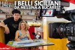 """I belli siciliani"", la cucina messinese trapiantata a Bucarest, l'intervista. VIDEO"