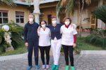 Messina, fine dell'isolamento per i quattro operatori sanitari di Collereale