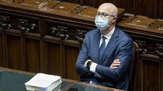 ministro dei rapporti con il parlamento, Federico D'Incà, Sicilia, Politica