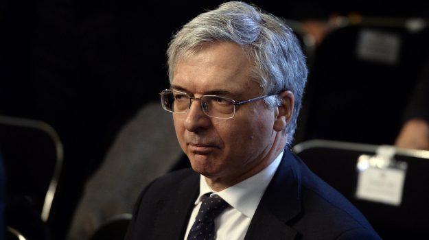 ministro all'economia, Daniele Franco, Sicilia, Politica