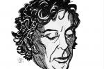 """Il volto """"grottesco"""" del maxi processo attraverso i disegni di Franco Donarelli"""