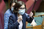 Maria Stella Gelmini ministra degli Affari generali e Autonomie