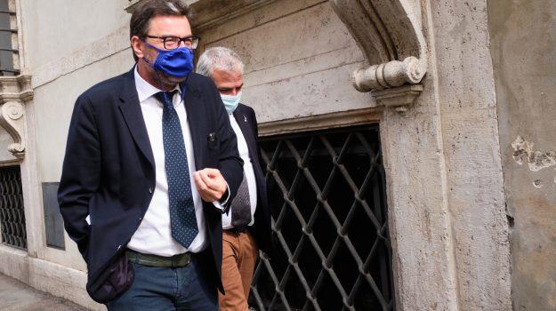 ministro dello sviluppo economico, Giancarlo Giorgetti, Sicilia, Politica