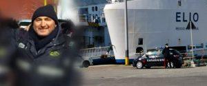 Messina, tragedia a bordo della nave Elio: nostromo perde la vita in un incidente