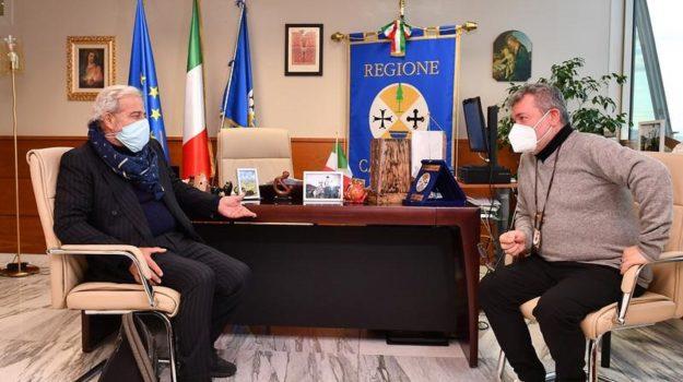 sanità calabria, Guido Longo, Nino Spirlì, Calabria, Politica
