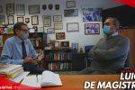 """De Magistris: """"In Calabria per fare politica. Gratteri va sostenuto"""""""