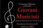 Isola Capo Rizzuto, concorso musicale online per giovani musicisti