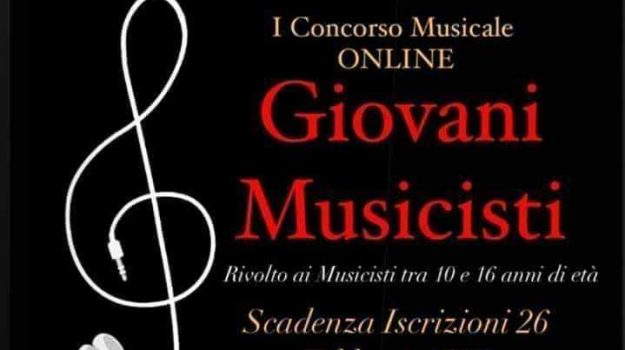 concorso online, giovani musicisti, isola capo rizzuto, Catanzaro, Musica