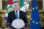Draghi verso un governo europeista: forte attenzione a lavoro, ambiente, scuola
