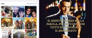 """Omicidio Piera Napoli, l'ultimo post del marito tratto dalla pagina Fb """"Dna criminale"""". Poi la confessione"""