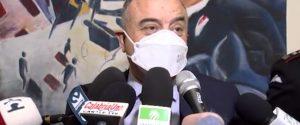 """'Ndrangheta, Gratteri: """"Gli usurati hanno trovato la forza di reagire"""""""