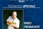 Messina, Enzo Piedimonte responsabile dell'area pizzeria a Sanremo
