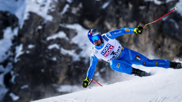 campionati italiani assoluti, discesa libera, sci alpino, Dominik Paris, Sicilia, Sport