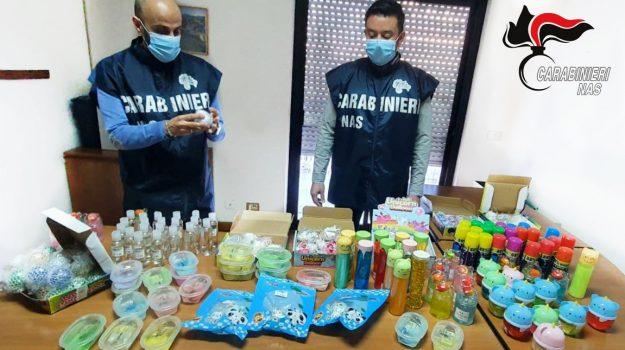 carabinieri, controlli, coronavirus, gel igienizzante, reggio, sequestro, Reggio, Cronaca