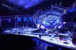 """Festival di Sanremo, la scenografia """"astronave verso un futuro migliore"""""""