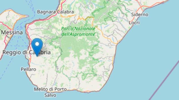 terremoto Reggio, Reggio, Cronaca