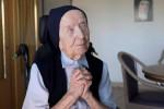 Suora di 116 anni guarisce dal Covid, è la seconda persona più longeva del mondo