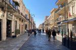 Reggio Calabria in zona gialla, interviste in centro città