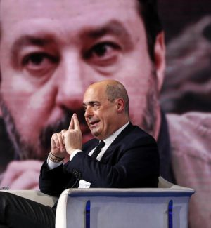 Ipotesi lockdown a Pasqua? E' polemica tra Salvini e Zingaretti