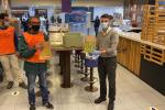 A Salerno e Potenza McDonald's dona 400 pasti a settimana