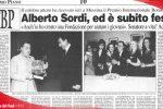 "Alberto Sordi a Messina dove disse: ""Ora ora arrivau u ferribotti"""