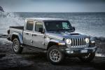 Arriva in Europa la nuova Jeep Gladiator