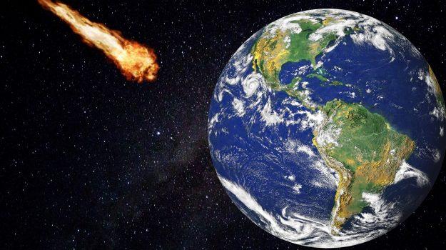 asteroride, cometa, dinosauti, estinzione, Sicilia, Mondo