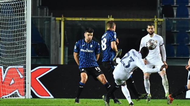 atalanta, champions league, Sicilia, Sport