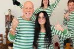 """Coronavirus, Demi Moore in isolamento con Bruce Willis: """"Una benedizione"""""""