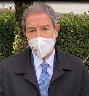 Il presidente della Regione Sicilia, Nello Musumeci