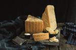 Con lunga stagionatura Parmigiano Reggiano fonte di selenio