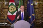 Maurizio Crozza ispirato...dal governo Draghi